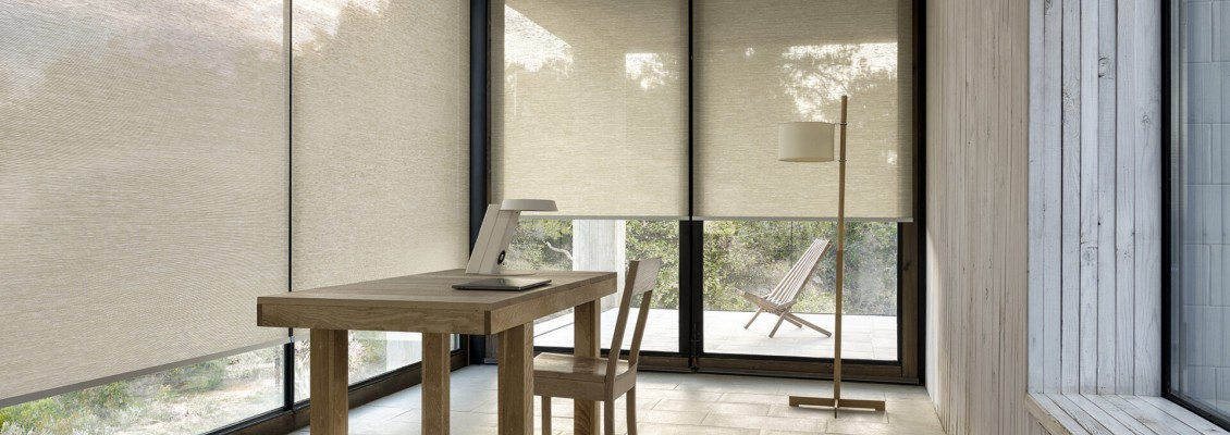 Improved systems of roller blinds COULISSE