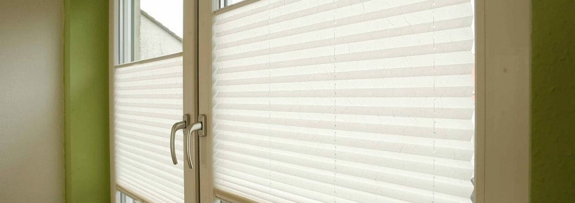 Pleated blinds system 20mm - Vegas