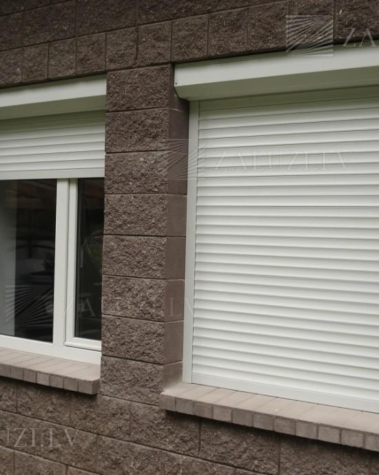 Protection blinds -> Standard    ZALUZI.lv
