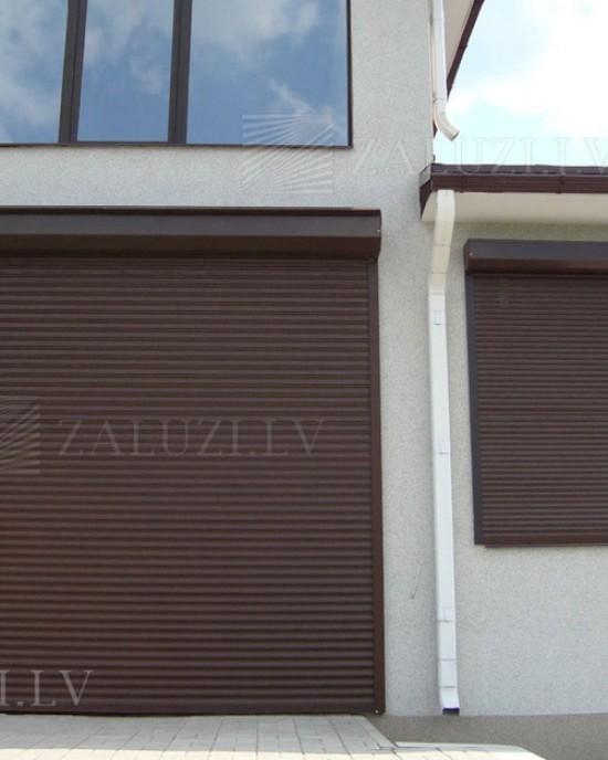 Protection blinds -> Anti-burglar roller shutters  | ZALUZI.lv