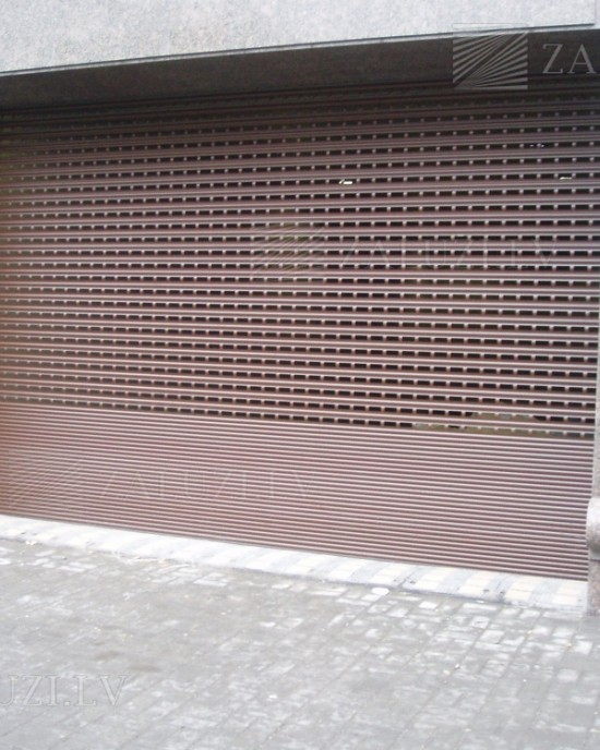 Protection blinds -> Protection roller grilles    ZALUZI.lv