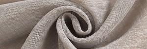 Semitransparent single-color fabrics